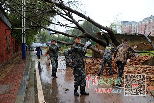 江西启动自然灾害救助应急响应 应对强对流天气