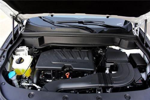 2019款吉利博越搭载的1.5T三缸发动机