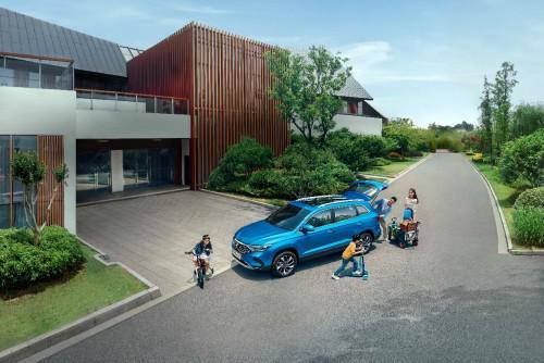 中型SUV:12.18万捷达VS7三十而立版上市
