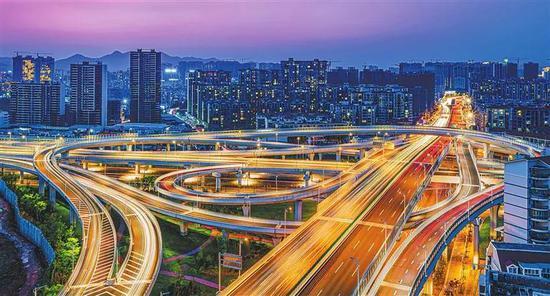 赣州成为交通运输高质量发展试点城市