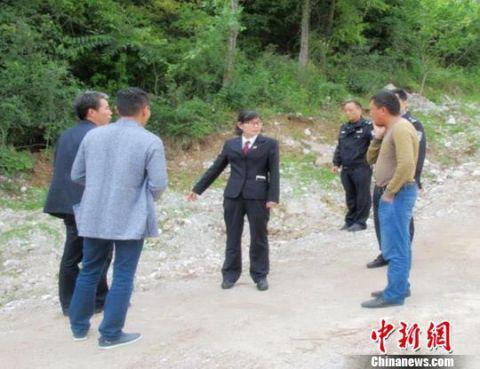 三名男子毁坏公益林 被追刑责还要修复生态
