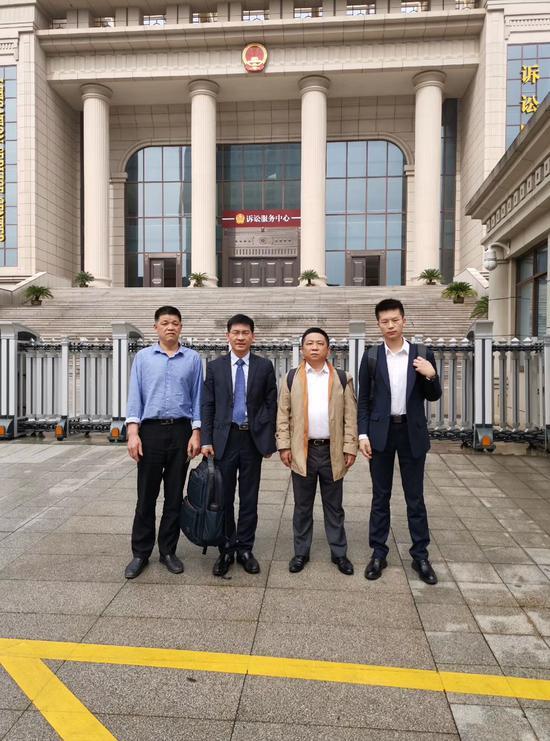 """赣张玉环""""杀童""""案辩护律师向法院申请非法证据排除"""