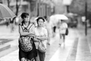 今日小满雨水活跃 本周前期南昌气温降至30℃以下