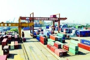 前10月南昌港集装箱吞吐量逾15万标准箱