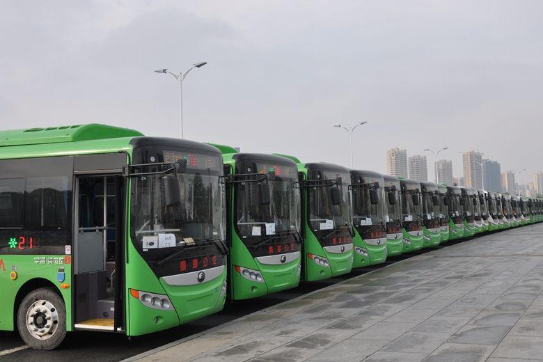 江西省11个设区市均实现交通一卡通互联互通