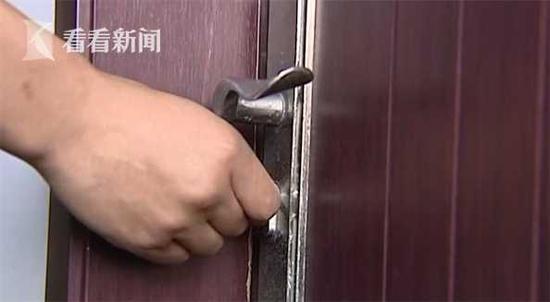 快递员多次入室行窃 这次他碰上了主人回家