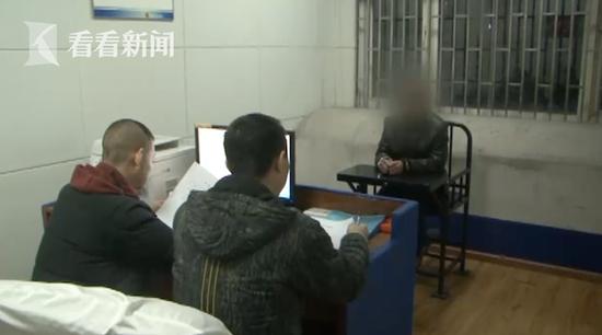 江西男子盗窃太专注 警察在其身后站了10秒都未发觉