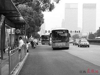 4月26日起 南昌127路、106路等4条公交线路调整