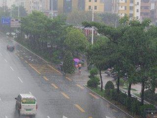 2月至今南昌仅3天没下雨 25日前江西都是低温阴雨