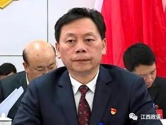 新任吉安县委书记到任