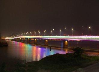 """南昌118座桥梁接受夏季""""体检"""" 为期两个月"""