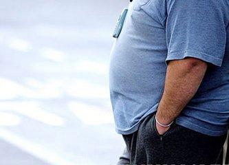 肚子大了就是发胖了?江西一男子肚中取出8斤肿瘤