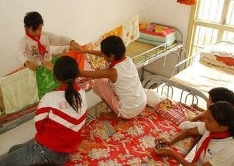 南昌寄宿制学校每学期至少开展一次夜间疏散演练
