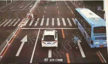 南昌抚河路一天70辆车被拍 只因同一个动作