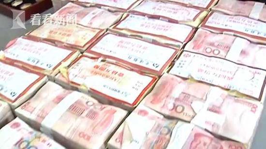 男子随机入室盗窃竟发现360万现金:又高兴又害怕