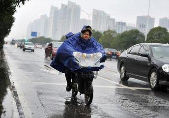 未来5天江西维持阴雨天气 气温下降4~6℃