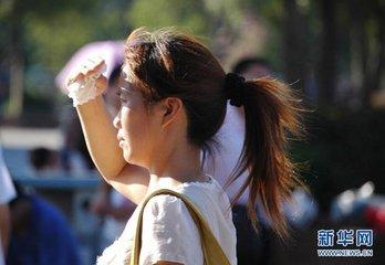 明天最高温34℃!南昌说热就热 气温直线上升