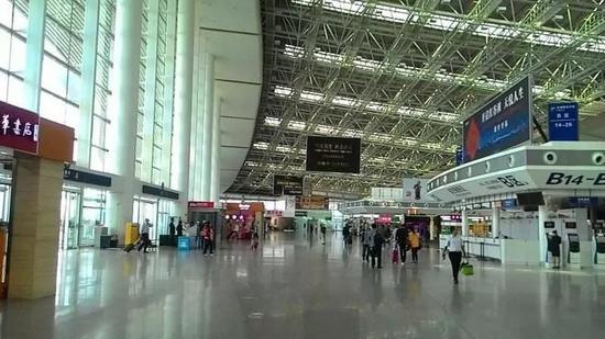 省政府发文!规划建T3航站楼 机场快线