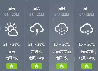 再看下省内天气