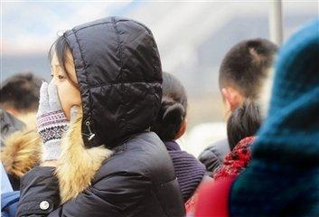 -1℃!江西发布寒潮预警 或将会有雪花飘落