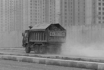 """江西:扬尘污染严重的施工单位将进""""黑名单"""""""
