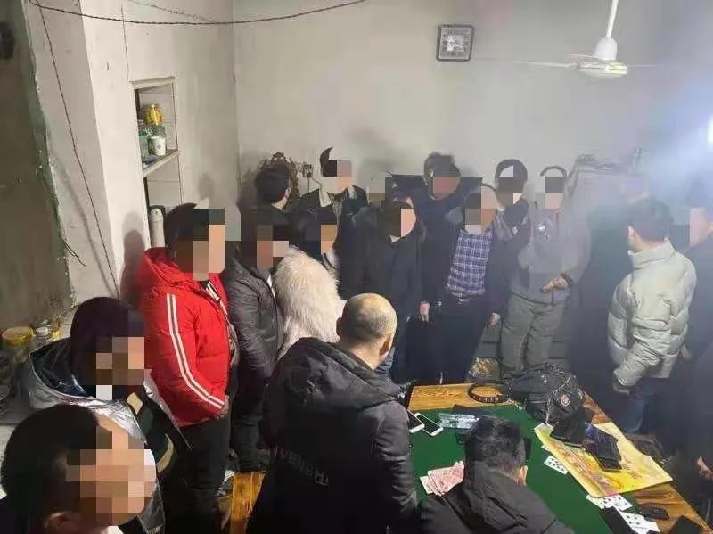 景德镇:珠山分局所队联动成功破获一起开设赌场案