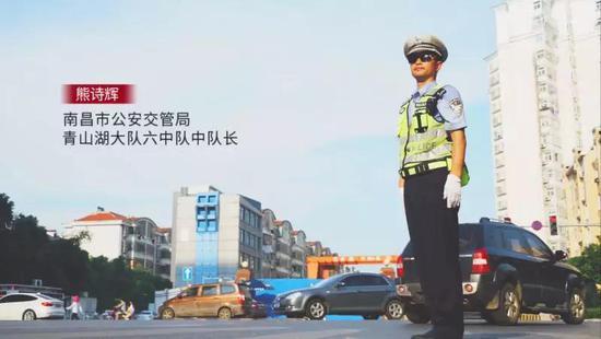 ▲拍摄于南昌市上海北路隧道口
