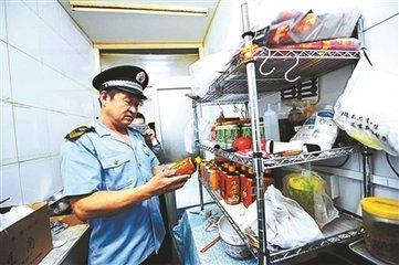 省食品药监局开始线上线下整治网络食品经营行动