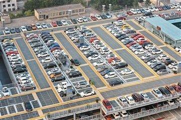 南昌今年新建75个公共停车场 目前有56个开工建设