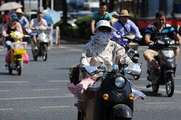 今日大暑!至少到8月1日江西继续高温少雨天气