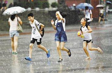 """周末雨水来昌""""捣蛋"""" 下周气温骤降7℃~8℃"""