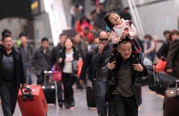 2019年春运江西道路旅客运输量预计2.45亿人次