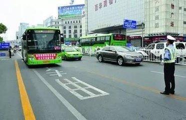 南昌双港东大街铁路桥加装限高架 多趟公交线路调整