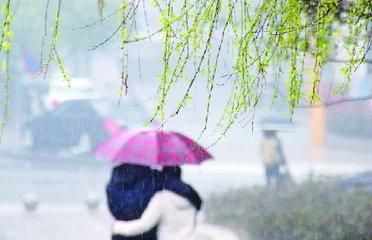 """南昌将开启""""晴冷""""模式 市民要继续做好保暖工作"""