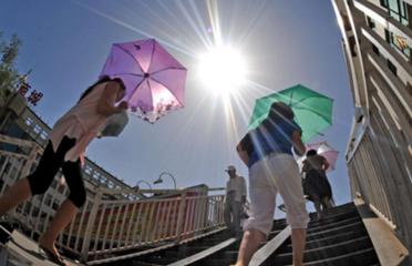 江西上半年空气质量优良天数多 未来有极端高温天气