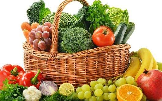 国民蔬果摄入量不足 专家建议每天吃够一斤菜、半斤果