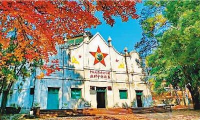 赣州四个重点国有景区10月起门票价格下调