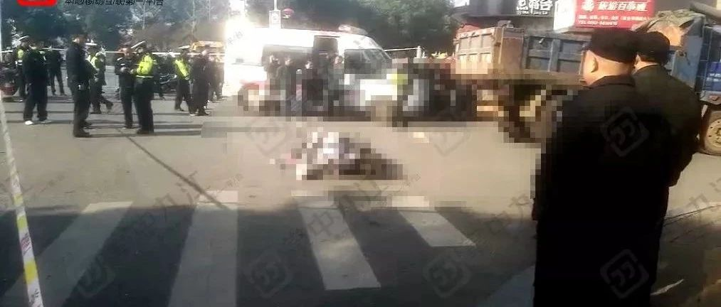 视频| 九江一市民骑电动车遭货车碾压身亡 千万注意…