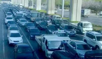 南昌:中秋国庆车辆不限号 这些地方将现出行高峰