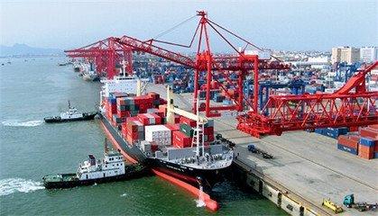 去年明升外贸进出口3164.9亿元 消费品首破10亿元