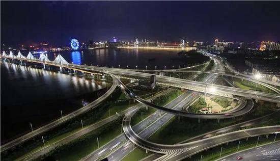 """南昌城市""""三环""""要来了!看看你家在几环?"""