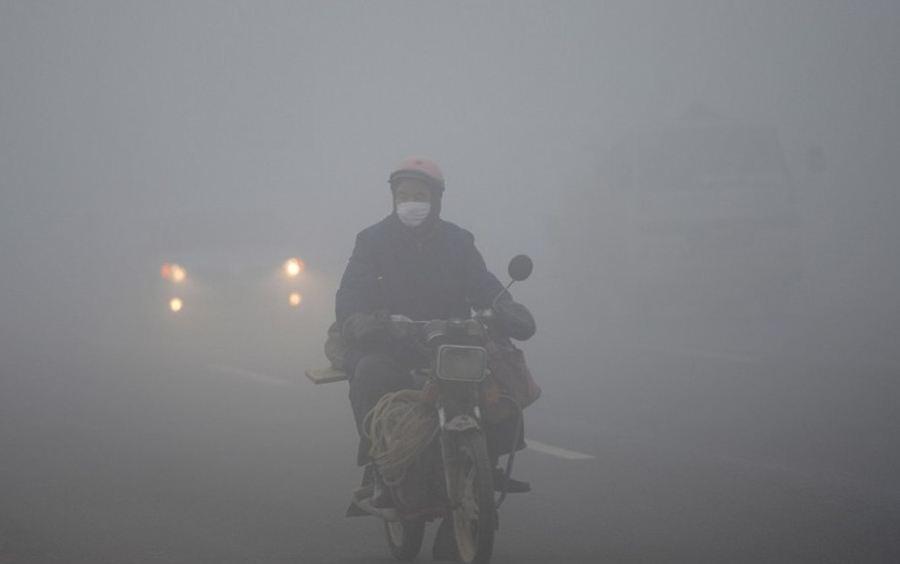 江西:4至10月若空气达中度污染即启动一级监测预警
