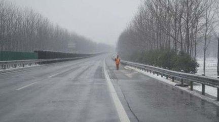 赣北地区高速公路这些路段易结冰 交警支招行车技巧