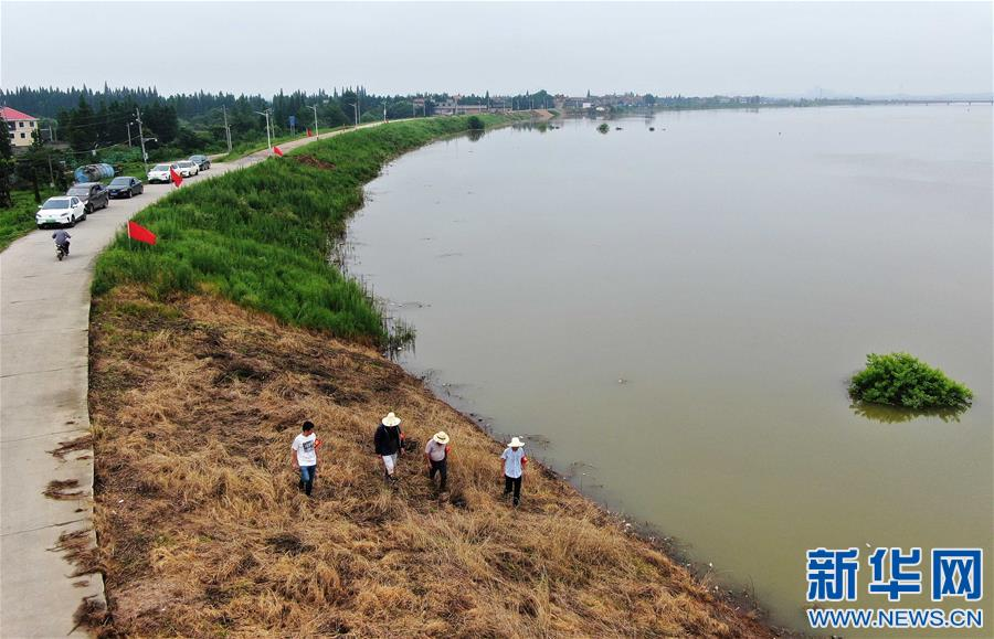 19日至23日洪涝致江西1.4万人受灾 经济损失6050万