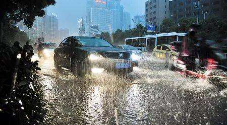 未来5天?#20013;?#38477;雨 江西发布地质灾害气象风险蓝色预警