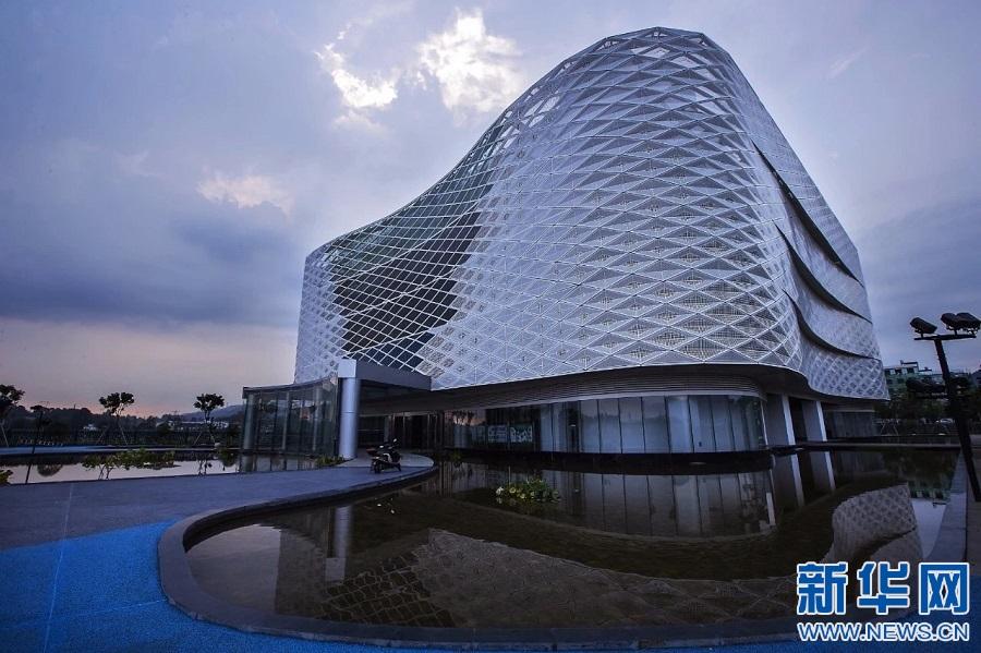 江西萍乡打造全国首个海绵城市创新基地