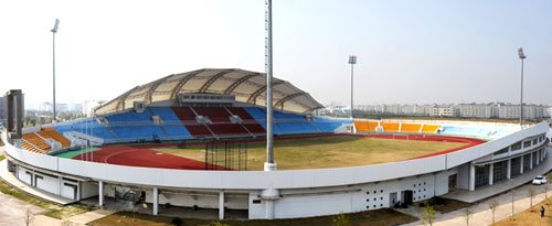 南昌公共体育服务新规划:省体育场将改建为体育公园