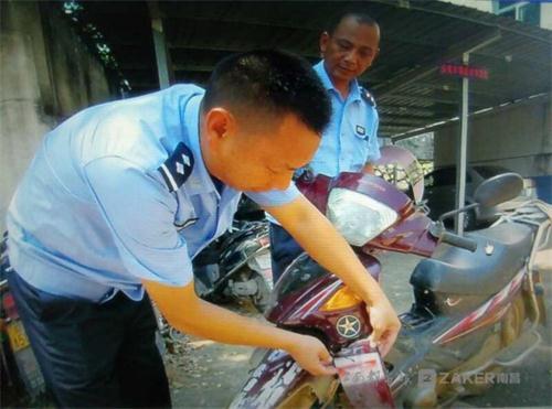 樟树市交警高温下排查13天 肇事者迫于压力投案