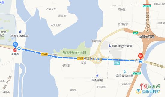 春天出游更方便 南昌这5个地方将有定制公交专线