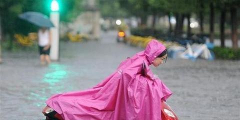 """受台风""""温比亚""""外围影响 未来4天江西雷雨居多"""